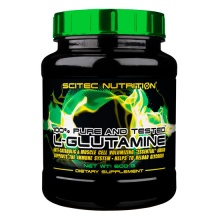 Глютамин Scitec Nutrition L-Glutamin  600 гр