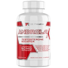 Тестобустер Regeneration Pharm Androlax 90 капс